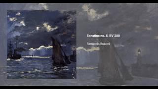 Sonatina no. 5, BV 280