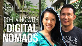 Co-living is the newest digital nomad trend | CNBC Reports
