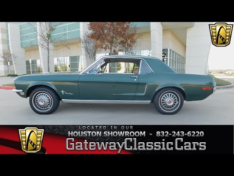 Video of '68 Mustang - KN28