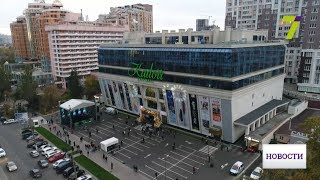 Грандиозное открытие Kadorr City Mall в Одессе