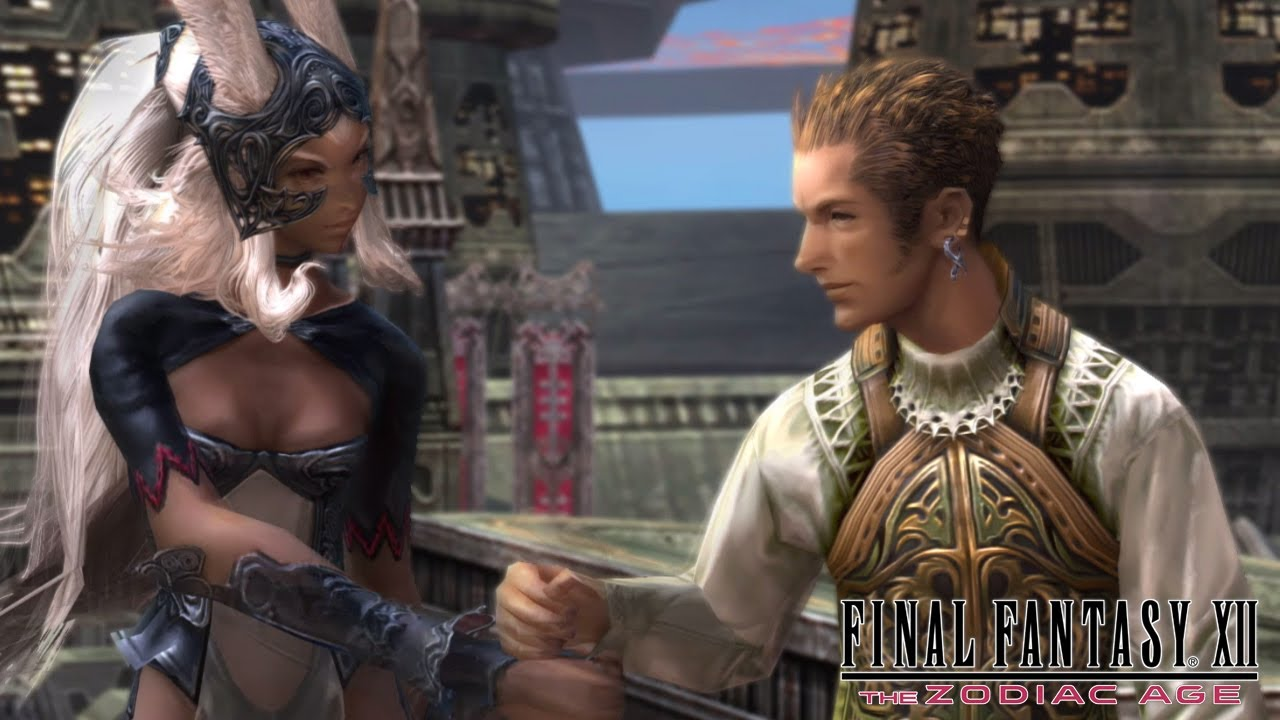 Final Fantasy XII The Zodiac Age - Trailer del sistema Gambit