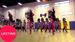 Bring It!: Stand Battle: Dancing Dolls vs. Divine Dolls (Slow) (Season 3, Episode 2) | Lifetime