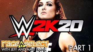 WWE 2K20 - The Dojo (Let's Play) - Part 1