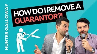 Ways to Removing a Guarantor From Home Loan Guarentee