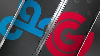 C9 vs CG - Week 5 Day 2 | LCS Summer Split | Cloud9 vs. Clutch Gaming (2019)