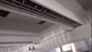 preview picture of video 'persiapan dan survei lokasi pemasangan pintu lipat di hotel aston luwuk banggai'