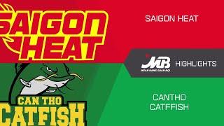 #Highlights VBA 2018 || Game 41: Saigon Heat vs Cantho Catfish 12/08