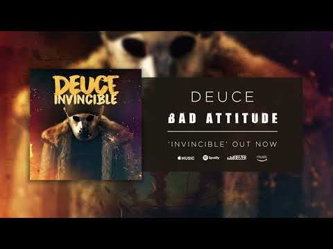 Deuce bad attitude (guitar cover) youtube.