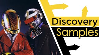 Every Sample From Daft Punk's Discovery