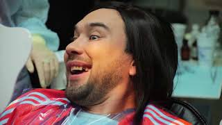 Имплант за 22 секунды / Группа U.S.B. Comedy Club у стоматолога