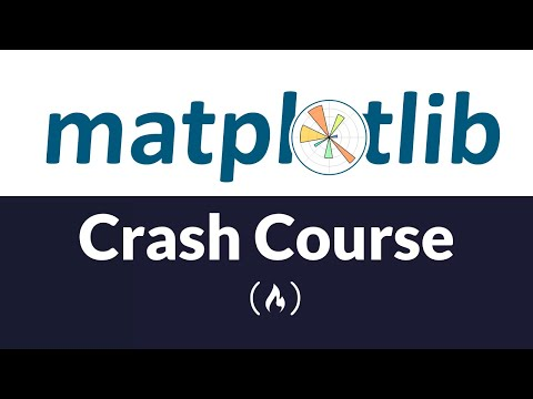 Matplotlib Crash Course