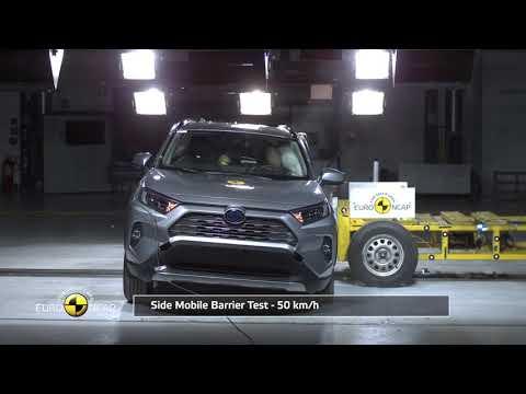 NCAP: Toyota Rav4