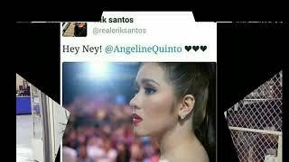 Angeline Quinto and Erik Santos (Sino ako sa'yo by Angeline Quinto)