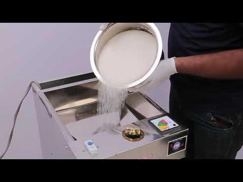 SS 2in1 Food Pulverizer Machine