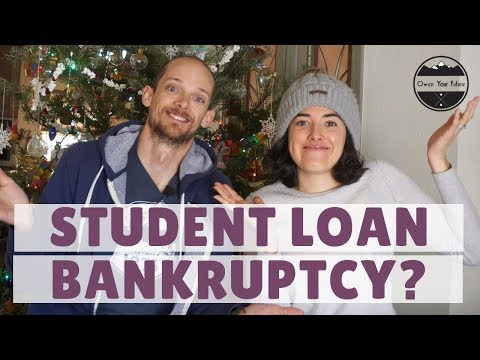 STUDENT LOAN BANKRUPTCY? How to prove undue hardship for student loans