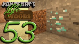 Minecraft Life In The Woods - EP53 - Emerald For Days!