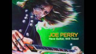 Scare the Cat - Joe Perry Project