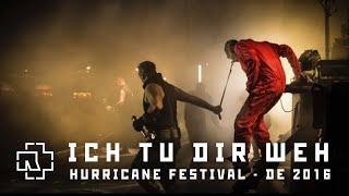 RAMMSTEIN, Ich tu dir weh (24.06.2016 - Germany, Scheessel, Hurricane Festival)