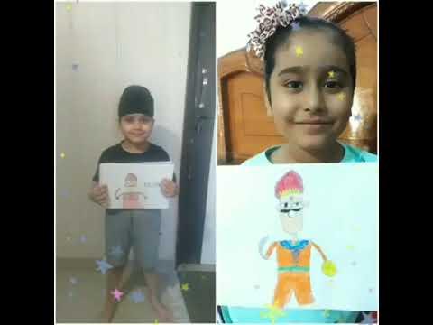 (Grade Nur. to I) Vijay Dashmi Celebration