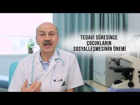 Uzm. Dr. Çetin Timur - <br>Tedavi Süresince Çocukların Sosyalleşmesinin Önemi