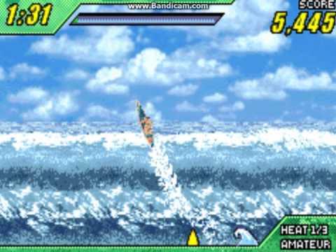 gba kelly slater's pro surfer cool