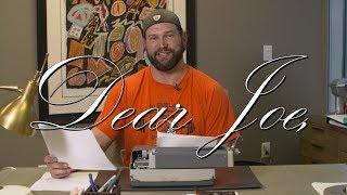 Dear Joe: Child fisherman, smelly dogs, and keeping it fat