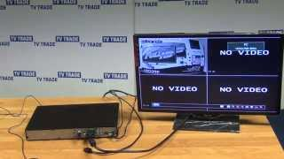 How to Connect DVR to TV Using VGA or HDMI