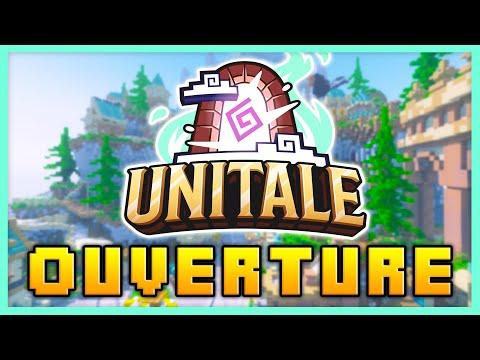 UNITALE | Ouverture du serveur Minecraft ...
