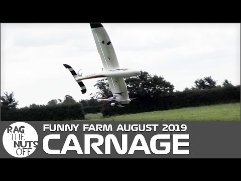 absolute-carnage--rc-model-drone-crash-amp-smashes--the-funny-farm-aug-2019