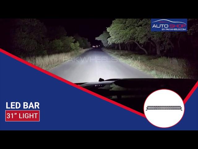 """LED Bar Light  31"""" in Lahore"""
