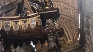 NIGDY NIE BYŁO CZEGOŚ TAKIEGO w Bazylice św. Piotra