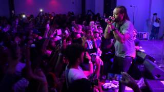 """live performance: Ty Dolla $ign, """"Paranoid"""" at #uncapped - vitaminwater & FADER TV"""