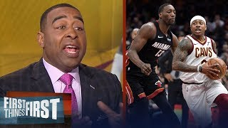 Cris Carter reveals how Isaiah Thomas