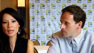 Comic Con 2012 - Press Room