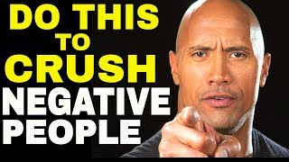 #1 Most Powerful Way To Deal With NEGATIVE & TOXIC People Using LAW OF ATTRACTION | The Secret