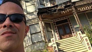 Michael Jackson Thriller Video House And The Charmed House AND Abandoned Homes