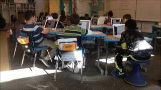 Reading Lesson Online, 3rd Graders