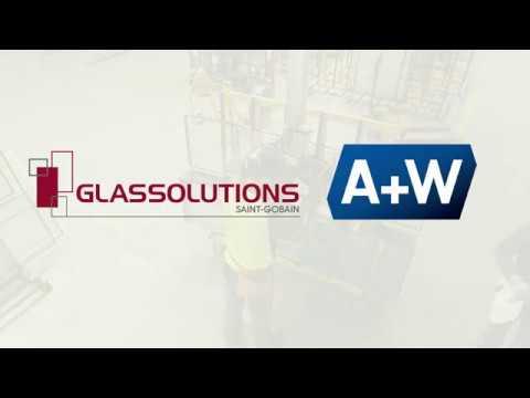 Das Video zeigt die Pilotierung des A+W Smart Companion bei Saint-Gobain glassolutions in Kreuzlingen und eine Einschätzung der Projektleiter.
