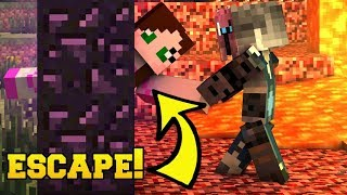 Minecraft: JAIL ESCAPE!! - POPULARMMOS MAP - Custom Map
