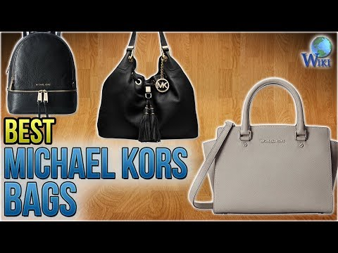 10 Best Michael Kors Bags 2018