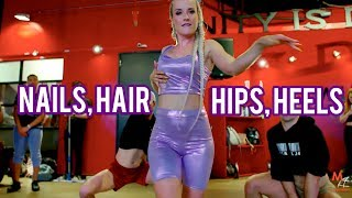 """TODRICK HALL   """"Nails, Hair, Hips, Heels"""" I Choreography By @NikaKljun"""