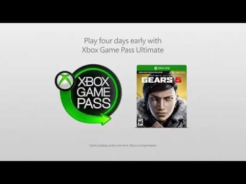 Видео № 1 из игры Gears 5 (Б/У) [Xbox One]