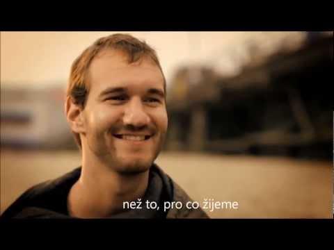 Nick Vujicic - Something More (Něco více) CZ titulky HD