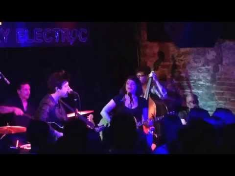 Billie Joe and Nora - Roving Gambler Bowery Electric NYC Secret Foreverly Show