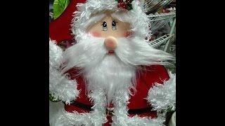 Manualidades:Papá Noel de Trupan 02 ,By: 'Taller Nella