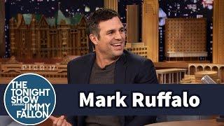 <b>Mark Ruffalo </b>Hulked Out On A Preschooler