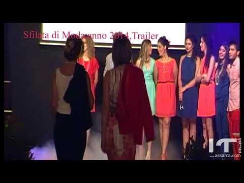 Sfilata di moda, Trailer,(Giugno 2014)