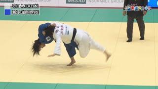 女子70kg級 決勝