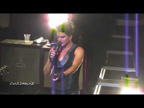 Adam Lambert   Unique Moments