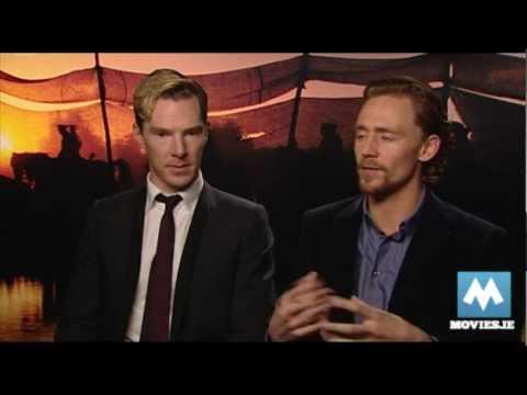 Benedict Cumberbatch & Tom Hiddleston - Stars of War Horse, Sherlock, Star Trek & Thor